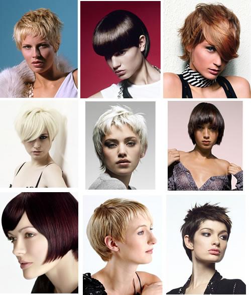 cortes de cabelos curtos fotos
